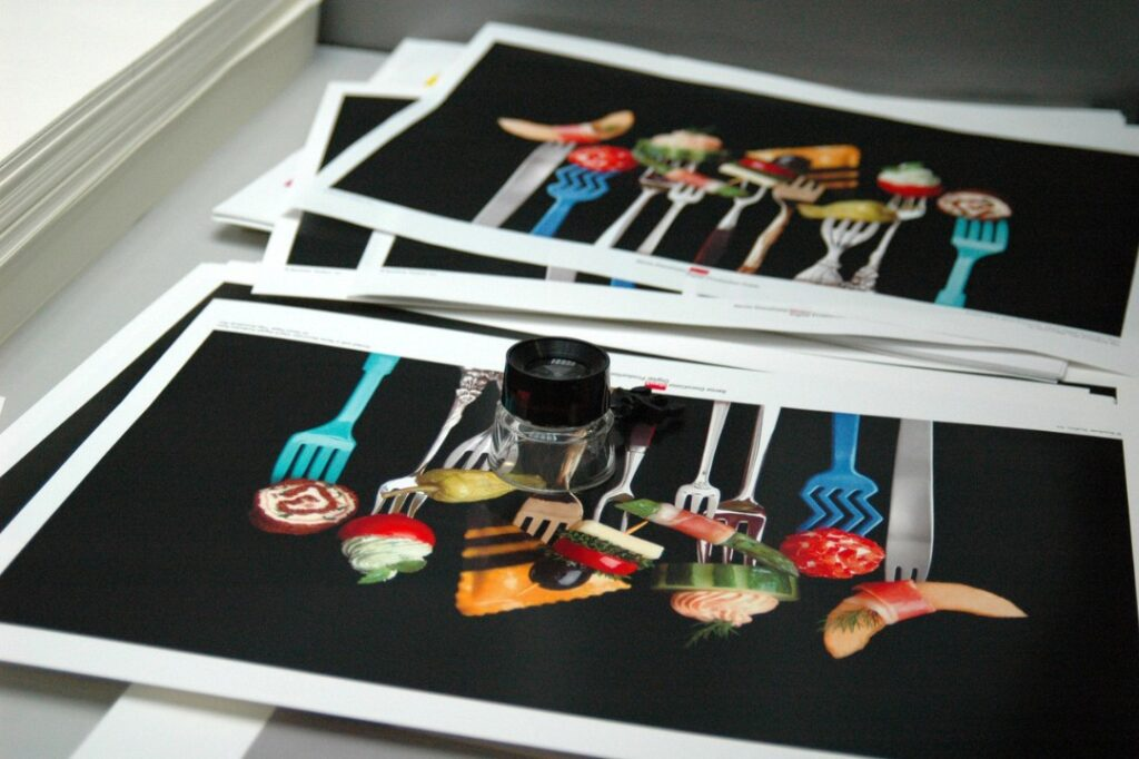 Prints inspection